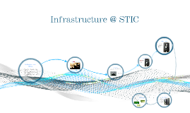 Infrastructure @ STIC