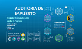 AUDITORIA DE IMPUESTO