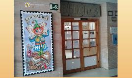 "Biblioteca ""Nulla Dies Sine Linea"" IES ""Luis Vélez de Guevara"""