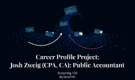 Career Profile Project