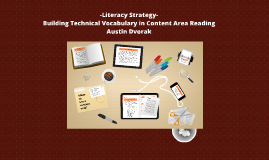 Literacy Strategy - Concept Maps