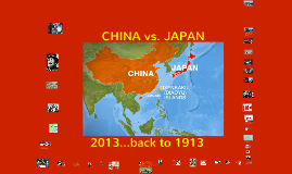 China before WWII Review & Current Event