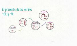 Los verbos -ER & -IR