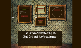 The Citizens Protection Rights