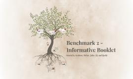 Benchmark 2 - Informative Booklet