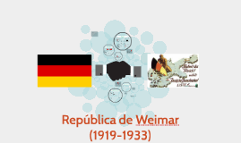 Copy of República de Weimar (1919-1933)