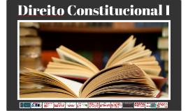 1º Encontro - Direito Constitucional
