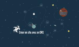 Créer un site avec un CMS - e-space