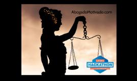 AbogadoMotivado.com Hackathon 2015 by Testamenta