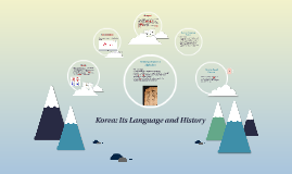 Korea: Its Language and History