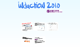 Induction 2010