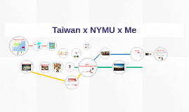 Taiwan x NYMU x Me
