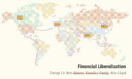 Financial Liberalization