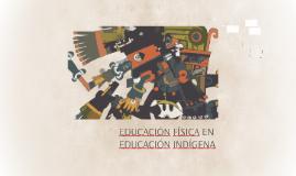 EDUCACIÓN FÍSICA EN