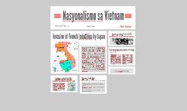 Copy of Nasyonalismo sa Vietnam