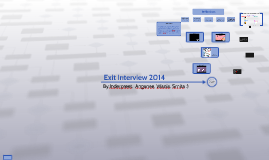 Exit Interview 2014