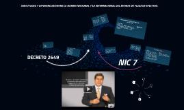 Copy of SIMILITUDES Y DIFERENCIAS ENTRE LA NORMA NACIONAL Y LA INTER