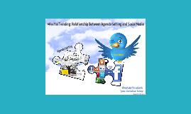 Agenda-Setting in Social Media