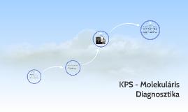 KPS - molekuláris diagnosztika