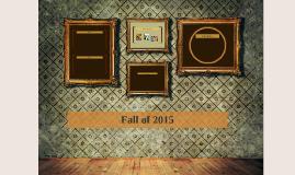 Fall of 2015