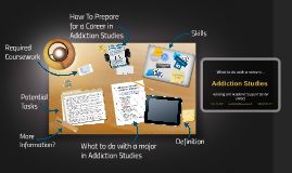 Addiction Studies minor