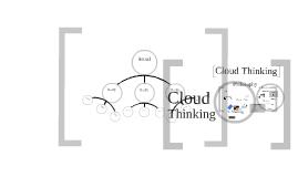 Cloud Thinking