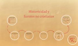 Copy of CUESTIONES SOBRE LA BÚSQUEDA DEL JESÚS HISTÓRICO