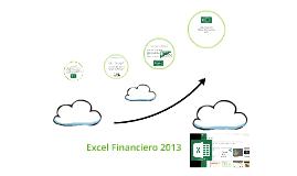 Excel Financiero 2013