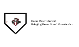 Home Plate Tutoring