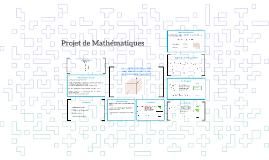 Project de Mathématiques