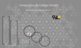 Comparativa de Códigos Penales