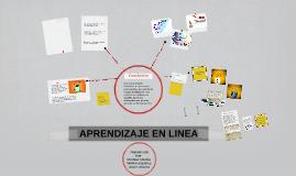 Copy of Aprendizaje en Linea