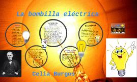 LA BOMBILLA ELÉCTRICA