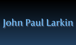 John Paul Larkin