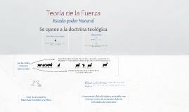 Copy of TEORÍA DE LA FUERZA