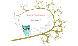 Social Psych KT 2