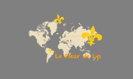 Copy of Le Fleur de Lys