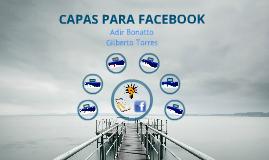 Capas - Facebook