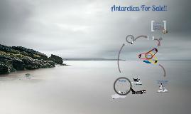Selling Antarctica