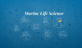 Marine Life Science