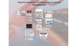 soporte mecánico en hemodinamia