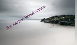 The Harlem Renaissance - Dreessens