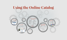 Using the Online Catalogue