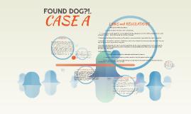 found dog case a