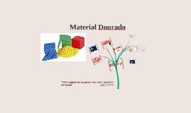 Material Dourado - Maria Montessori