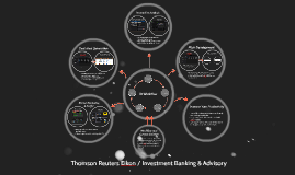 Thomson Reuters Eikon / Investment Banking & Advisory