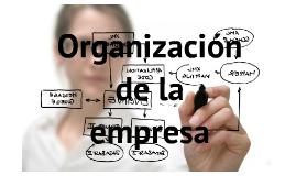 presentacion organizacion de la empresa ii huelva
