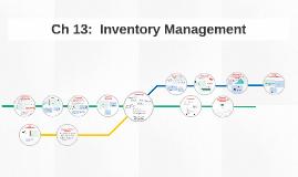 USMA DSE EM420:  Inventory Management