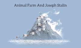 Copy of Animal Farm And Joeseph stalin