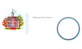 health services in school